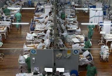 La enfermedad se ha cobrado unas 351.000 vidas en este país