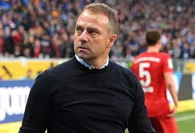 Se duda de la continuidad de Hansi Flick como DT del Bayern de Múnich. Foto: Internet