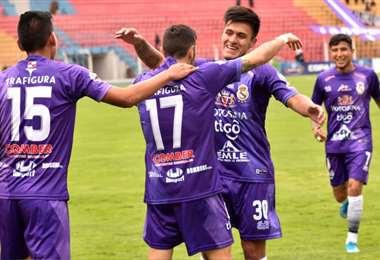 Real Potosí buscará este domingo su primer triunfo en el torneo. Foto: internet