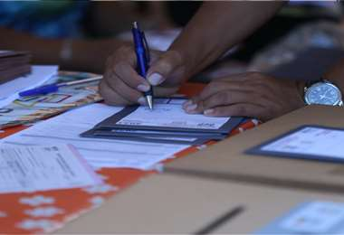 Cuatro departamentos irán a las urnas. Foto referencial: Ipa Ibañez