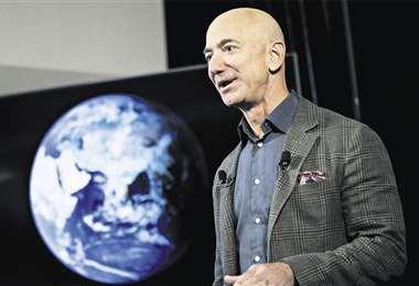 El dueño de Amazon es el hombre más rico del orbe por cuarto año consecutivo