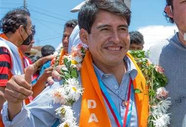 Damián Condori, CST, será el nuevo gobernador de Chuquisaca