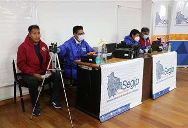 El Segip ofrece sus servicios en el Ministerio de Trabajo
