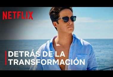 El proceso de transformación de Diego Boneta en 'Luismi'
