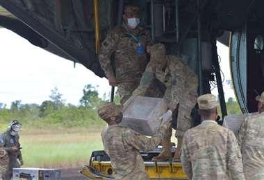 Gobierno envía medicamentos a Guayaramerín/Foto: ABI