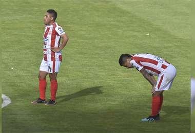 Los jugadores de Bolivia pueden entrar en paro. Foto: APG