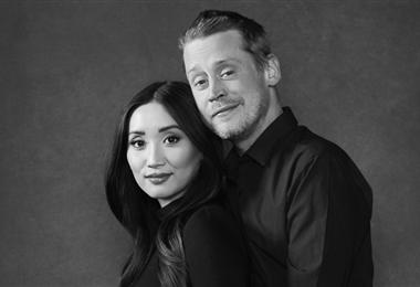 Los actores Macaulay Culkin y Brenda Song están juntos desde 2017