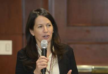 La boliviana Escobari vuelve a recibir la confianza del gobierno de EE UU  para dirigir Usaid en América Latina | EL DEBER