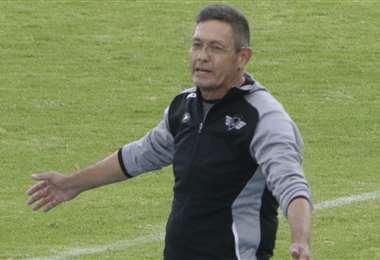Soria seguirá como DT de Wilstermann. Foto: APG