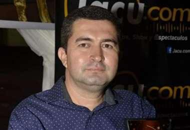 Regir Richter, virtual gobernador de Pando. Foto: internet