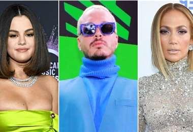 Selena Gómez será la presentadora; mientras que J Balvin y JLo actuarán en el encuentro