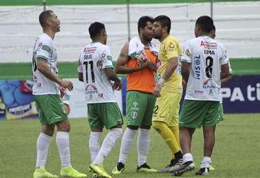 Real Tomayapo juega por primera vez en la División Profesional. Foto: APG Noticias