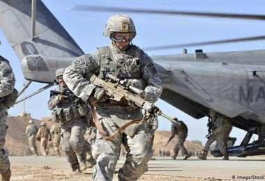 El Ejército de EEUU se alista para salir de Afganistán