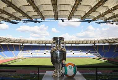 El estadio Olímpico de Roma tiene capacidad para 72.698 personas. Foto: Internet