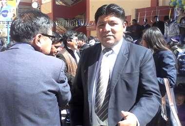 Fallece el restor de la UPEA, Freddy Medrano
