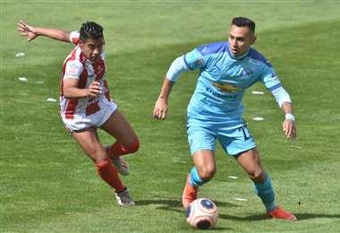 El campeonato sufre otra paralización por reclamo de los futbolistas. Foto: APG