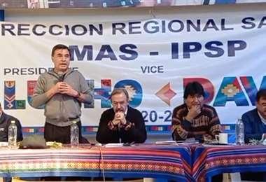 """Para Quintana es """"intrascendente"""" que un ministro reciba $us 20.000 en soborno"""