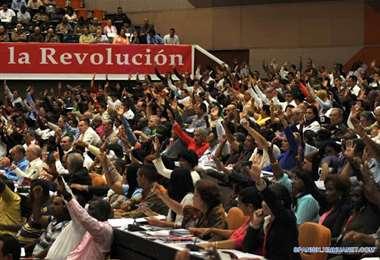 El congreso del Partido Comunista de Cuba sesionará por cuatro días