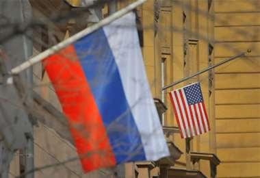 Las relaciones entre Rusia y Estados Unidos se han degradado considerablemente desde 2014