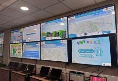 Foto: Viceministerio de Comunicación
