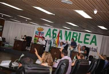 La pugna por al asamblea departamental tensiona a los pueblos indígenas