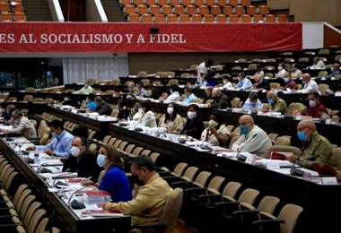 El  Partido Comunista de Cuba (PCC) inauguró el viernes un histórico congreso