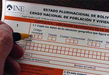 El último censo fue realizado en 2021 (Foto: Opinión Bolivia)