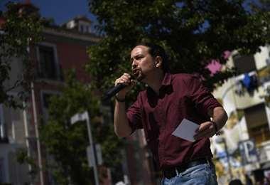 Pablo Iglesias se postula para la presidencia regional de Madrid