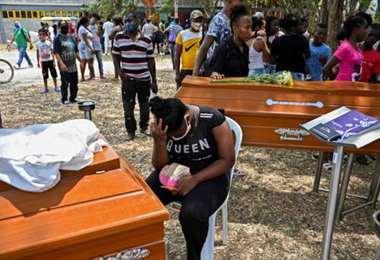 La pandemia azota en tierra colombiana