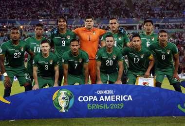 Bolivia debutará en la Copa América 2021 ante Paraguay el 13 de junio. Foto: Internet