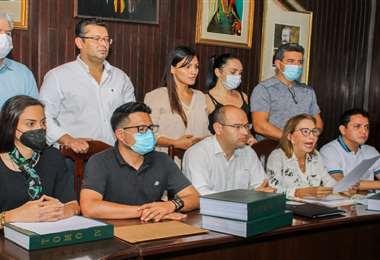 Entregarán las denuncias a las CIDH y la OEA