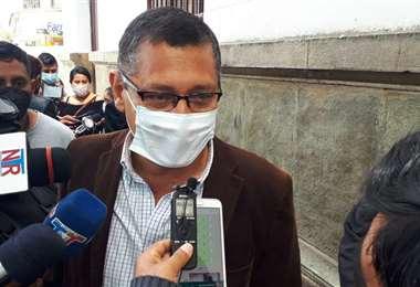 Oscar Montes, gobernador electo de Tarija
