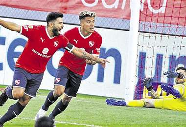 Silvio Romero, atacante de Independiente que visitará a Guabirá