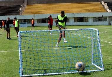 El Tigre buscará puntos ante Independiente. Foto: Prensa The Strongest