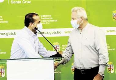 Foto: Gobernación de Santa Cruz