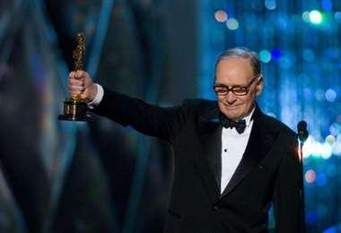 Recibió un Oscar honorifico y en  2016 lo ganó por Los 8 más odiados