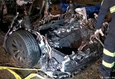 El accidente tuvo dos víctmas fatales