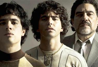 Ellos son los actores que interpretarán al astro argentino en la serie