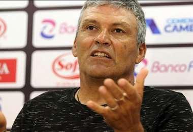 Néstor Clausen jugó en Independiente en la década de los años ochenta. Foto: internet