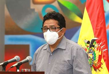 Gonzales ocupa el puesto del que fue apartado Characayo por corrupción