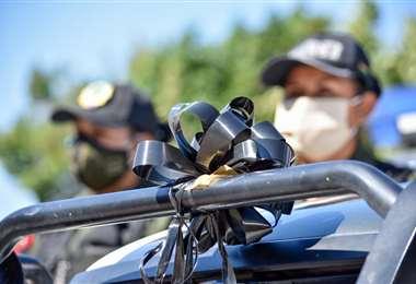 Filomeno Choquehuanca fue el primer fallecido por Covid-19 en las filas de la Policía