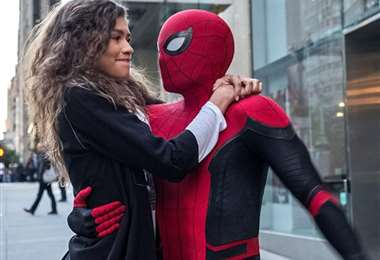 La saga de Spider Man producidas por Sony estarán en Disney Plus