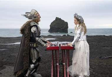 Will Ferrell y Rachel McAdams en una escena del filme