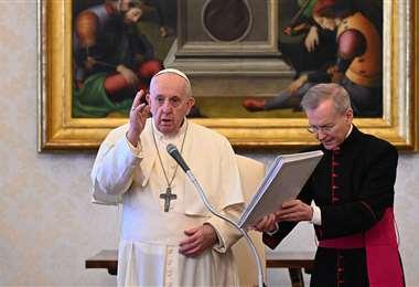 Papa Francisco /Foto: AFP
