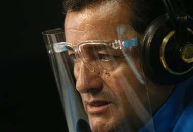 Jhonny Fernández propuso que se solicite un financiamiento para el censo