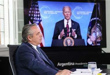 Fernández habló de la adopción de tecnologías para la reducción de emisiones de metano