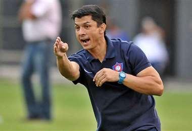 Gustavo Florentín dirigió a Cerro Porteño de Paraguay. Foto: internet