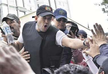 Luis Fernando Camacho/Foto: APG