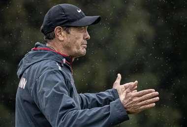 Soria no va más como DT de Wilstermann. Foto: Club Wilstermann