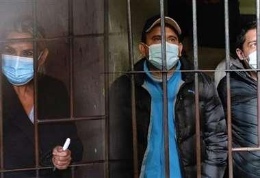 Una nueva audiencia busca la excarcelación de las exautoridades. foto: Internet